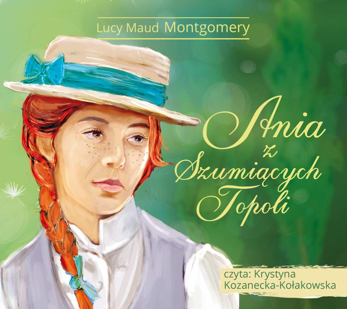 Ania z Szumiących Topoli - Audiobook (Książka audio MP3) do pobrania w całości w archiwum ZIP
