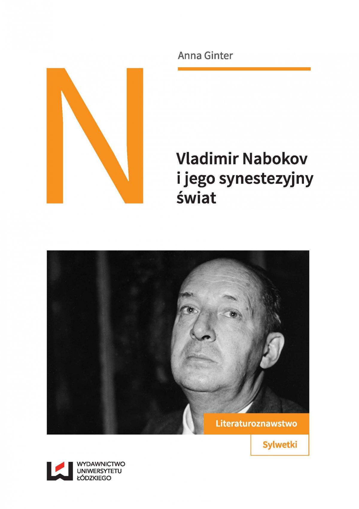 Vladimir Nabokov i jego synestezyjny świat - Ebook (Książka PDF) do pobrania w formacie PDF