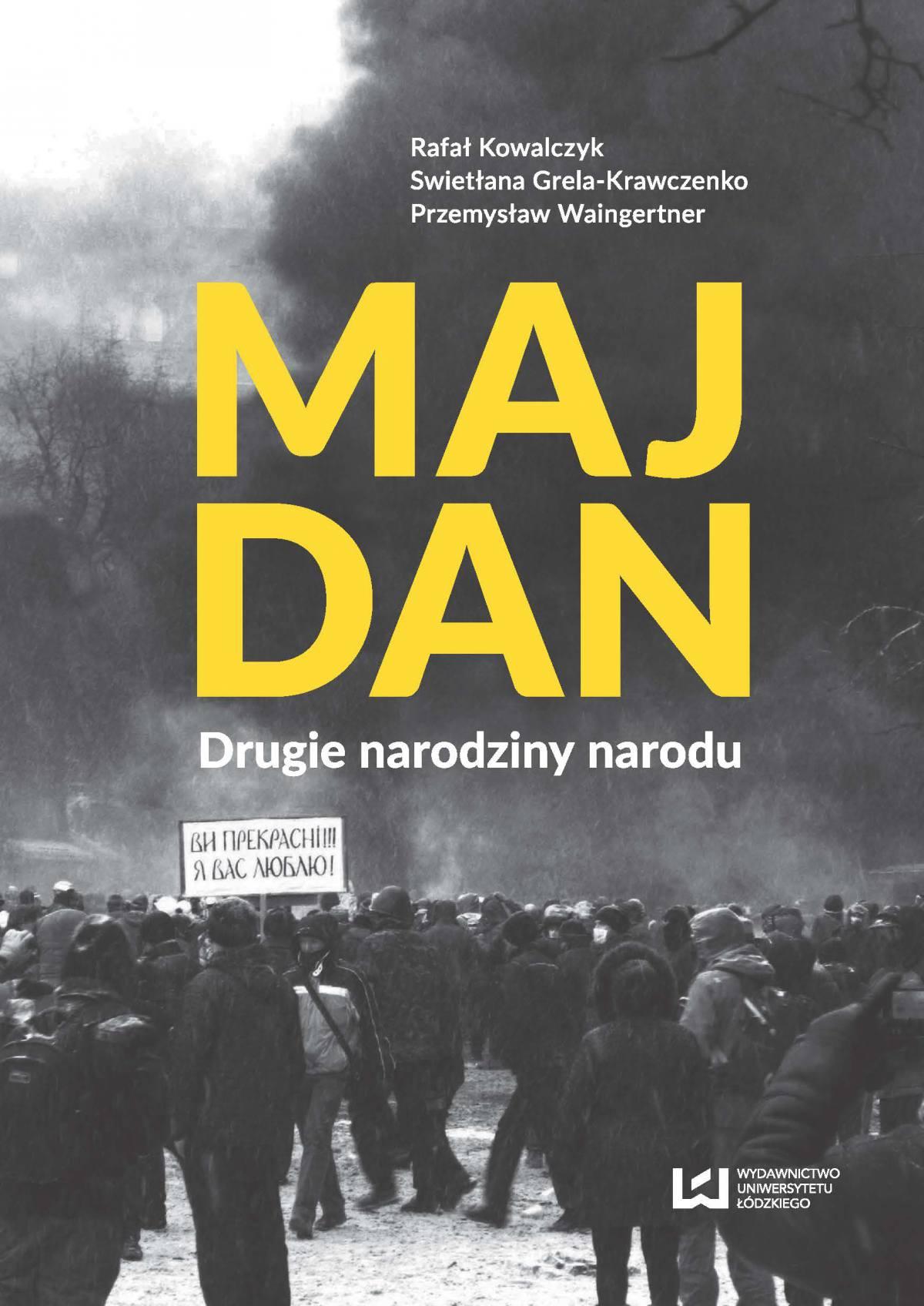 Majdan. Drugie narodziny narodu - Ebook (Książka PDF) do pobrania w formacie PDF