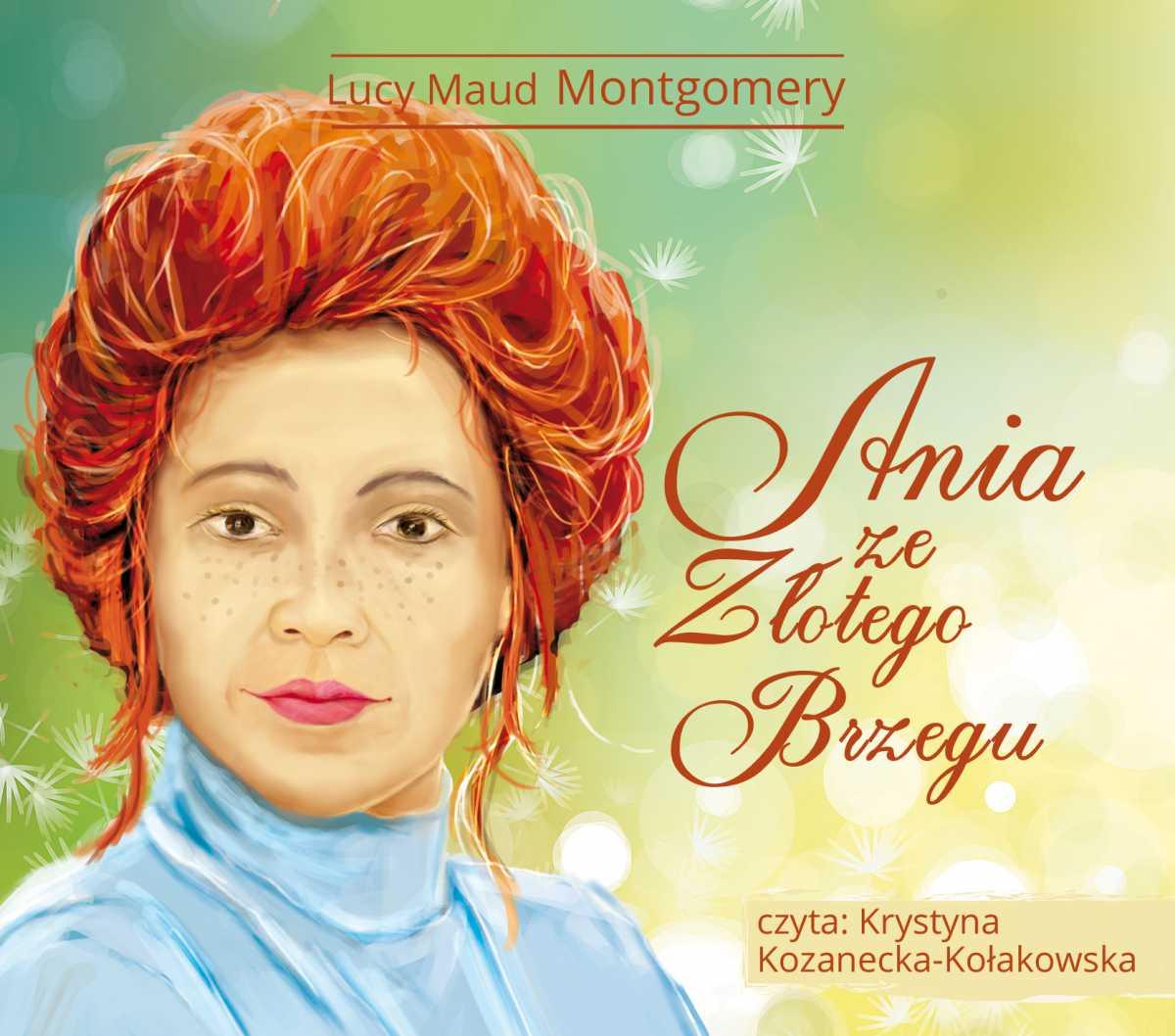 Ania ze Złotego Brzegu - Audiobook (Książka audio MP3) do pobrania w całości w archiwum ZIP