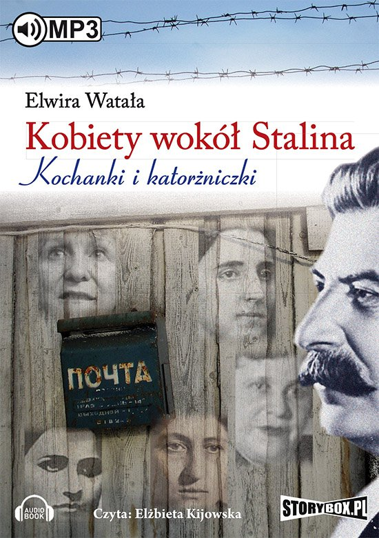 Kobiety wokół Stalina - Audiobook (Książka audio MP3) do pobrania w całości w archiwum ZIP
