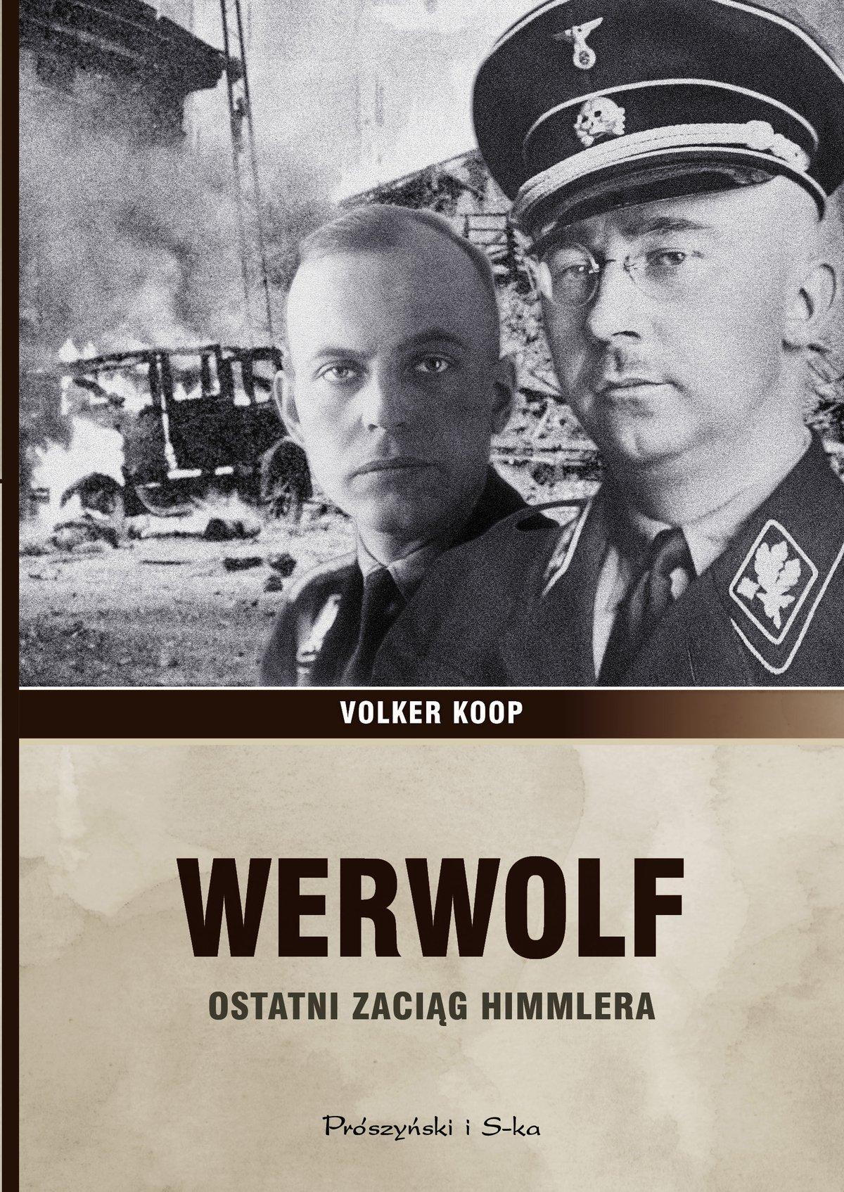 Werwolf - Ebook (Książka na Kindle) do pobrania w formacie MOBI