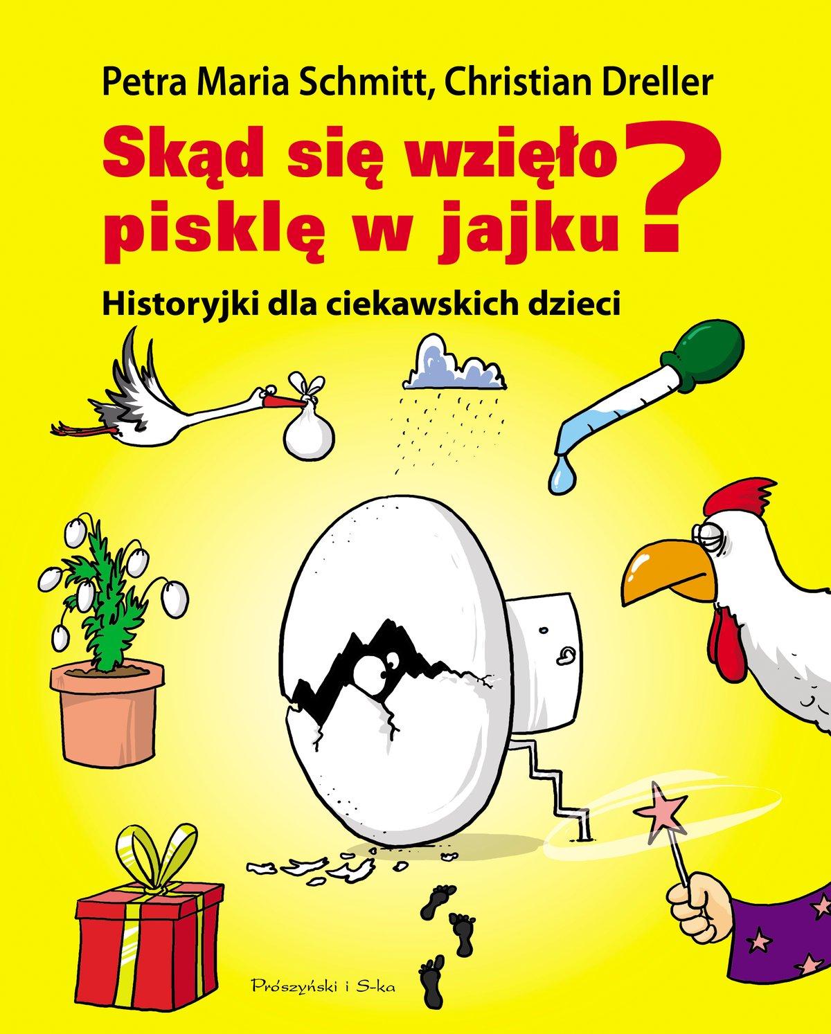 Skąd się wzięło pisklę w jajku? - Ebook (Książka EPUB) do pobrania w formacie EPUB
