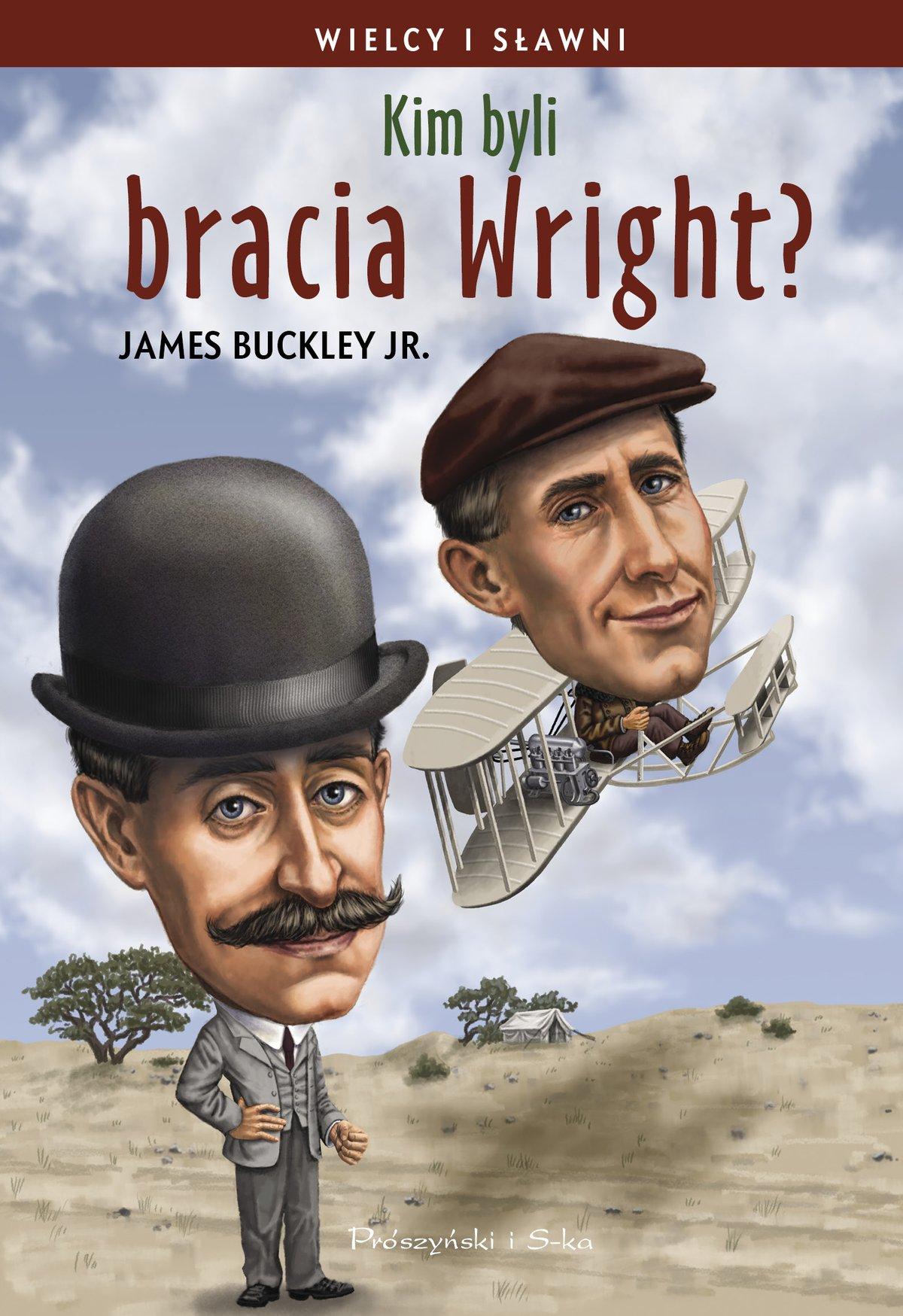 Kim byli bracia Wright? - Ebook (Książka na Kindle) do pobrania w formacie MOBI