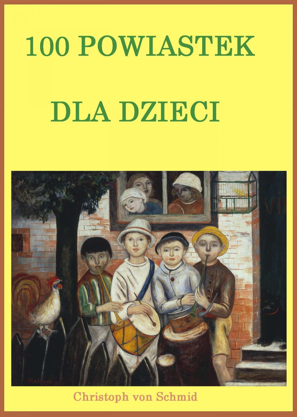 100 powiastek dla dzieci - Ebook (Książka PDF) do pobrania w formacie PDF