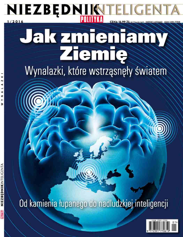 Niezbędnik inteligenta. Jak zmieniamy Ziemię - Ebook (Książka PDF) do pobrania w formacie PDF