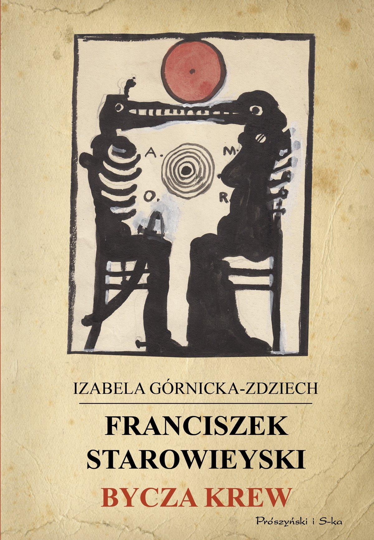 Franciszek Starowieyski. Bycza krew - Ebook (Książka na Kindle) do pobrania w formacie MOBI