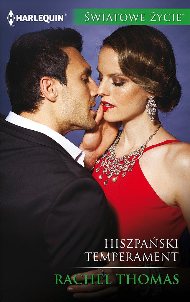 Hiszpański temperament - Ebook (Książka na Kindle) do pobrania w formacie MOBI