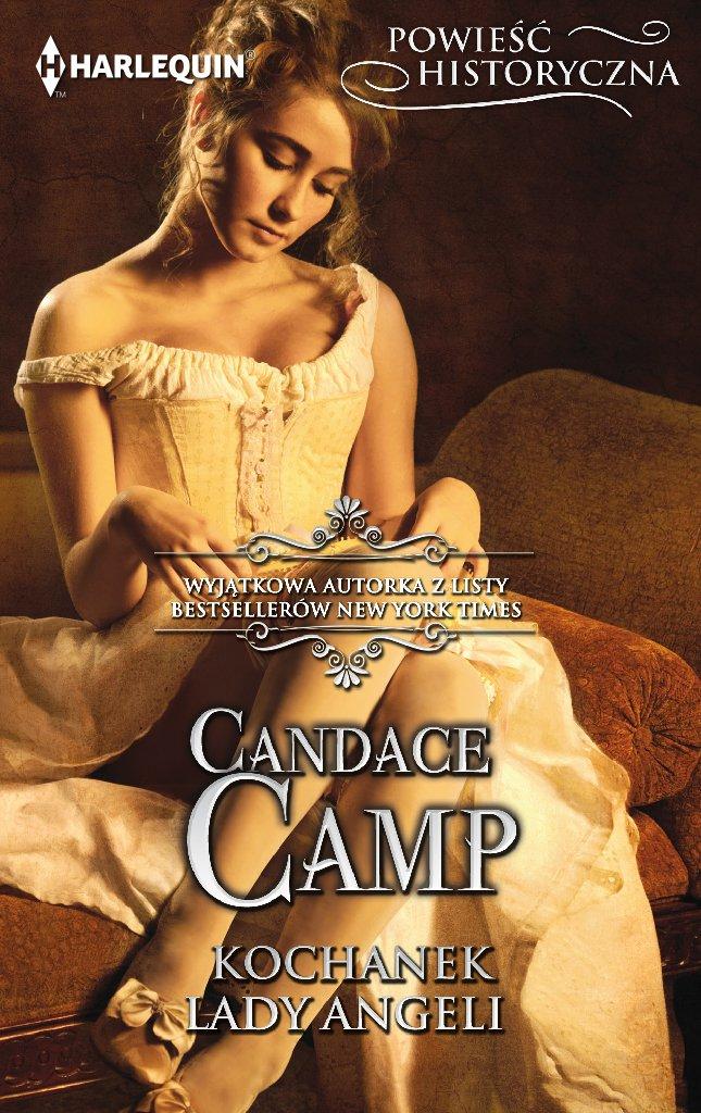 Kochanek lady Angeli - Ebook (Książka na Kindle) do pobrania w formacie MOBI