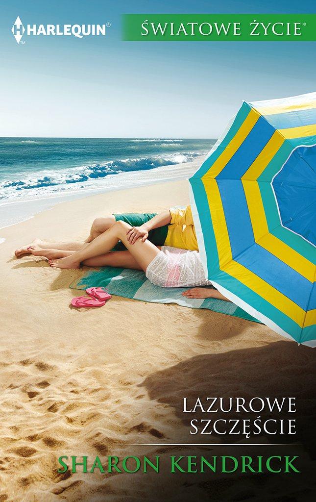 Lazurowe szczęście - Ebook (Książka EPUB) do pobrania w formacie EPUB