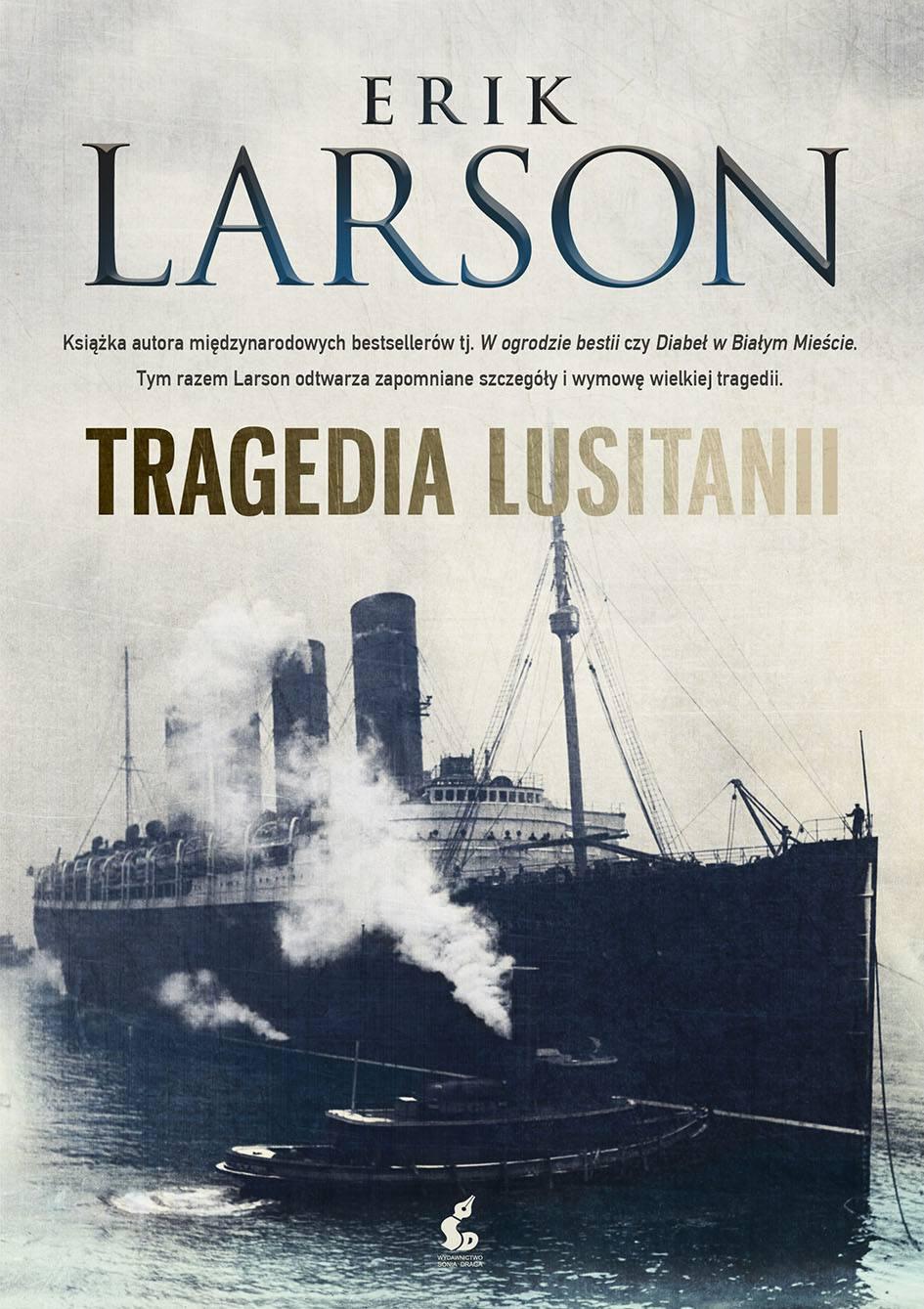 Tragedia Lusitanii - Ebook (Książka EPUB) do pobrania w formacie EPUB