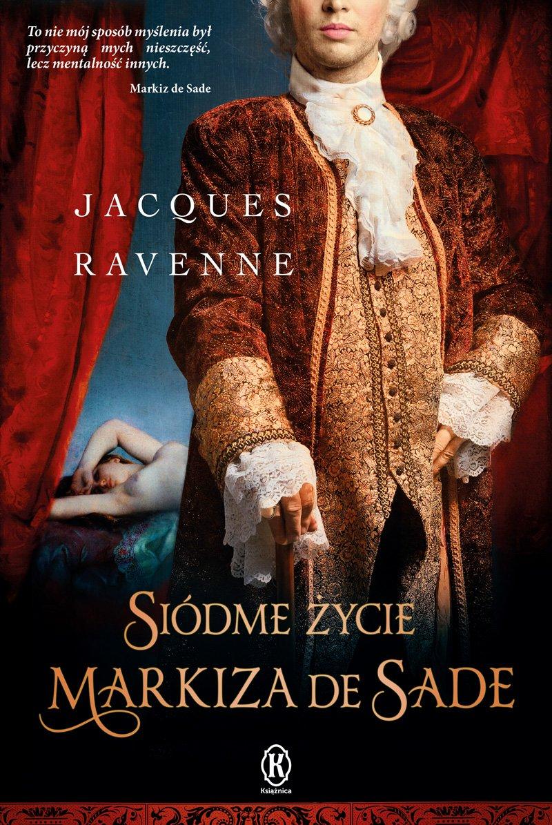 Siódme życie markiza de Sade - Ebook (Książka EPUB) do pobrania w formacie EPUB