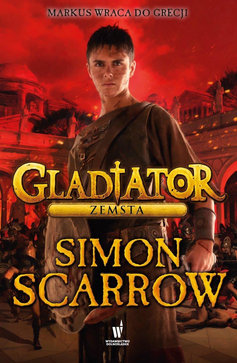 Gladiator. Zemsta - Ebook (Książka EPUB) do pobrania w formacie EPUB
