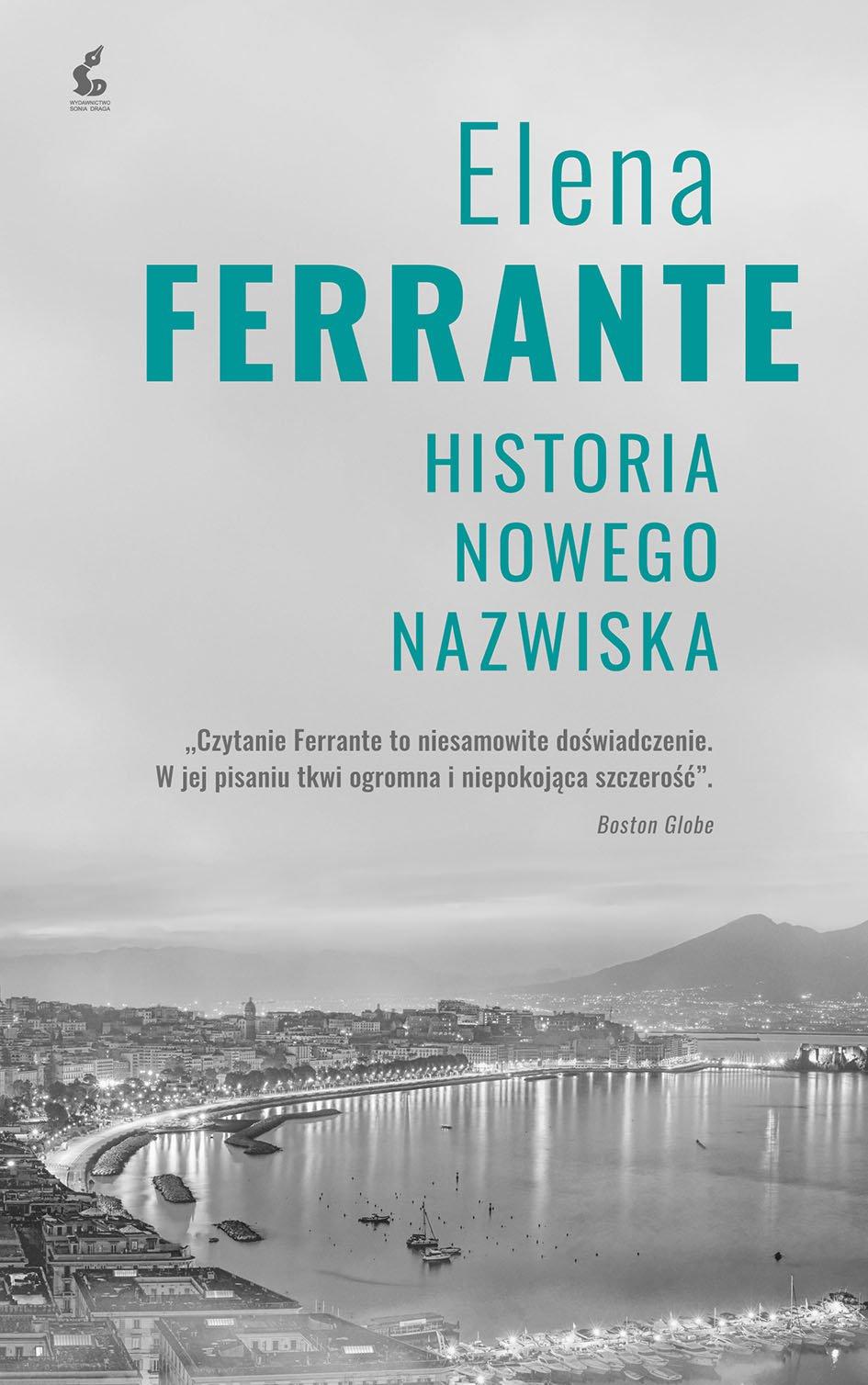 Historia nowego nazwiska. Wydanie 2 - Ebook (Książka na Kindle) do pobrania w formacie MOBI