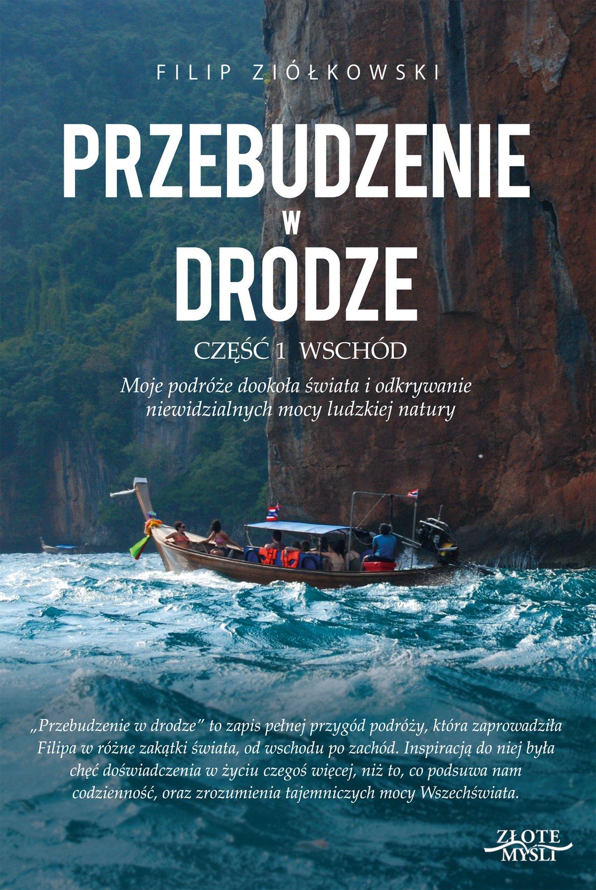 Przebudzenie w drodze - Ebook (Książka PDF) do pobrania w formacie PDF