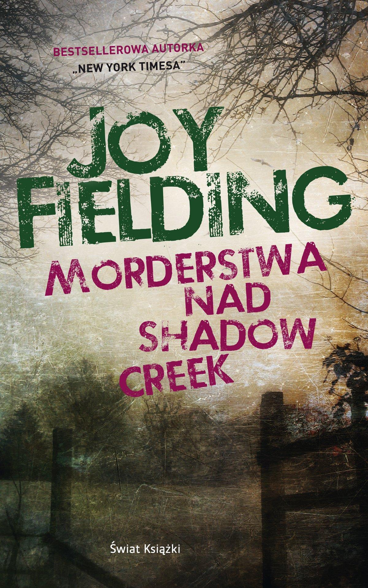 Morderstwa nad Shadow Creek - Ebook (Książka EPUB) do pobrania w formacie EPUB