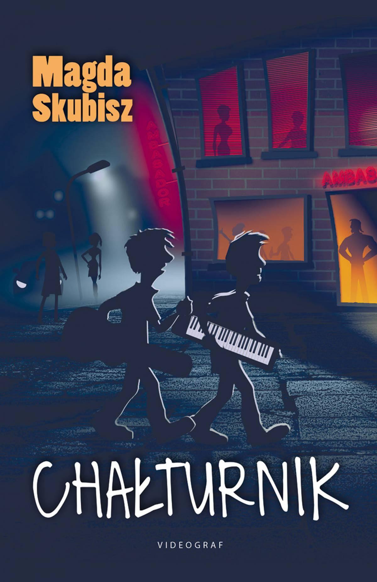 Chałturnik - Ebook (Książka EPUB) do pobrania w formacie EPUB