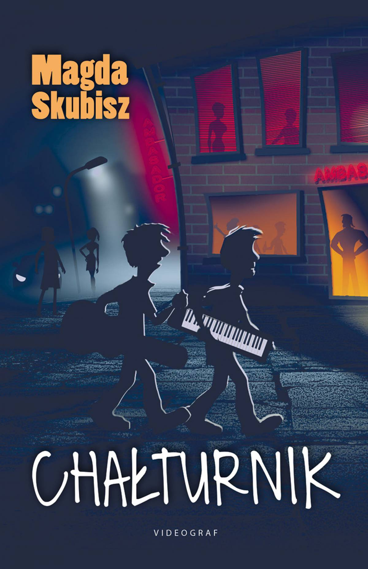 Chałturnik - Ebook (Książka na Kindle) do pobrania w formacie MOBI