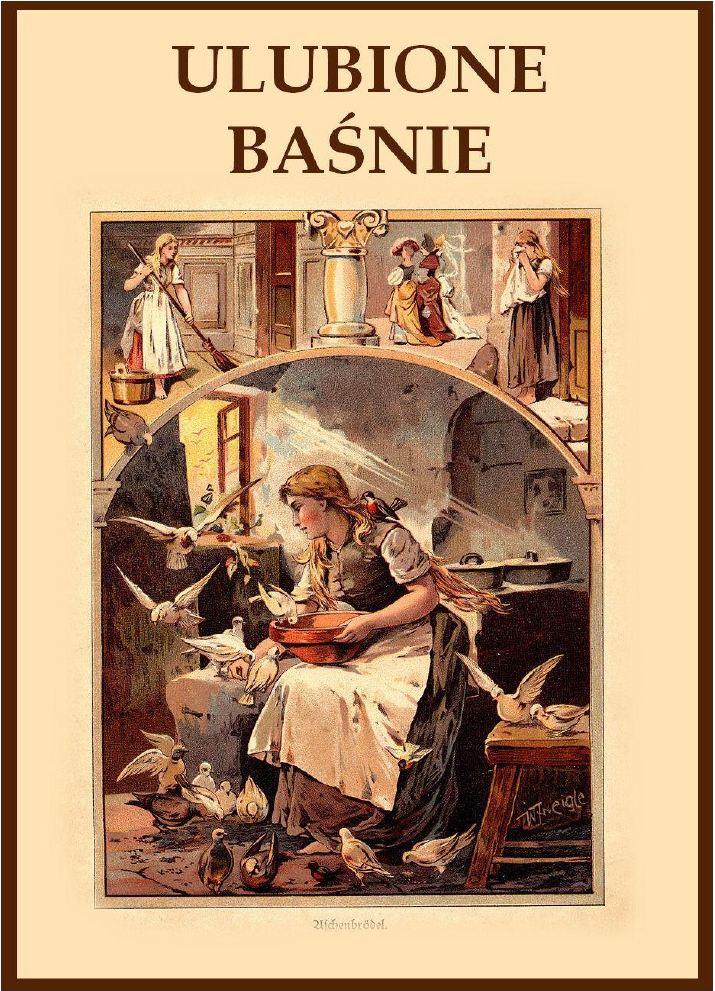 Ulubione baśnie - Ebook (Książka PDF) do pobrania w formacie PDF