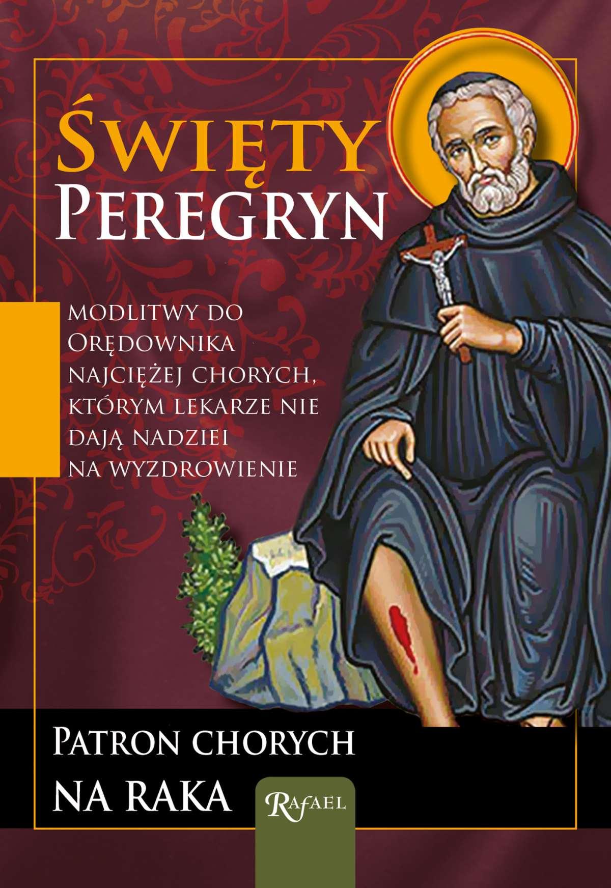 Święty Peregryn - Ebook (Książka na Kindle) do pobrania w formacie MOBI