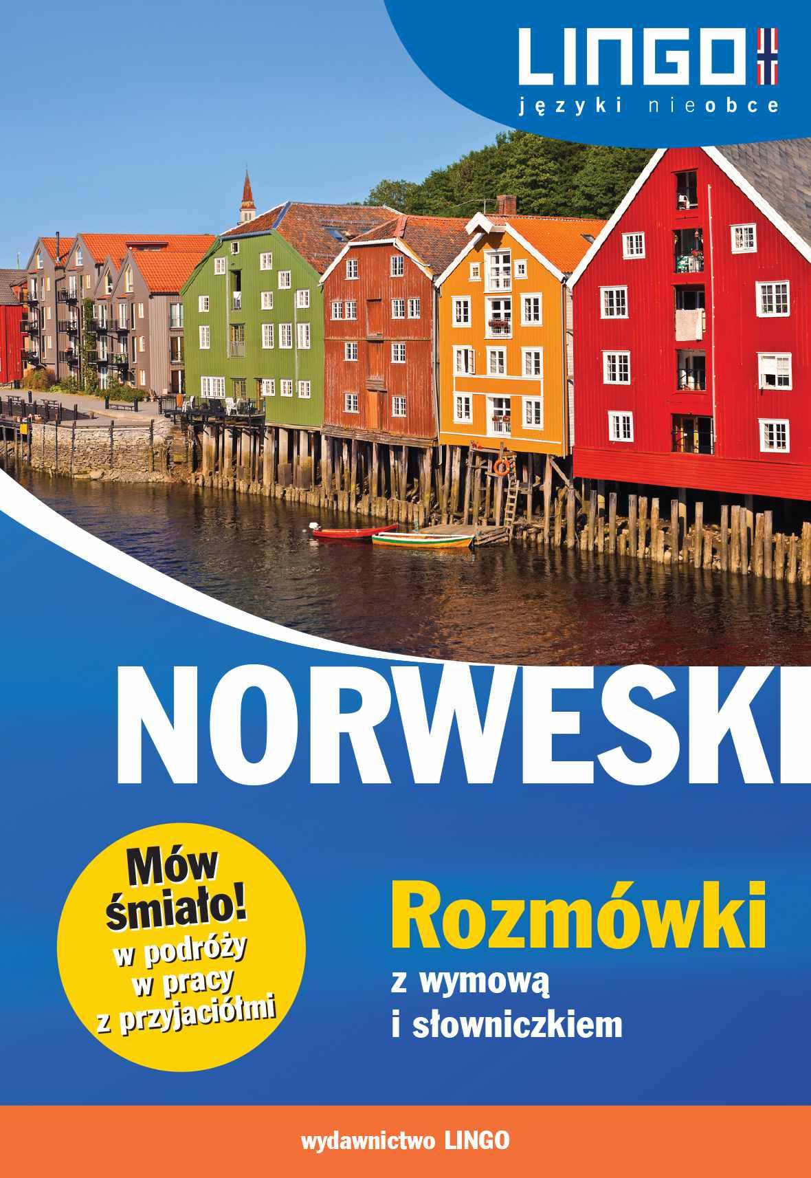 Norweski. Rozmówki z wymową i słowniczkiem - Ebook (Książka PDF) do pobrania w formacie PDF
