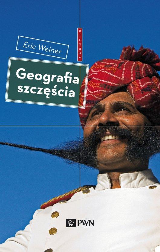 Geografia szczęścia - Ebook (Książka na Kindle) do pobrania w formacie MOBI