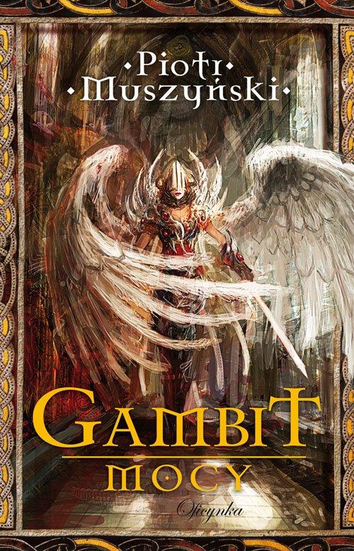 Gambit mocy - Ebook (Książka EPUB) do pobrania w formacie EPUB