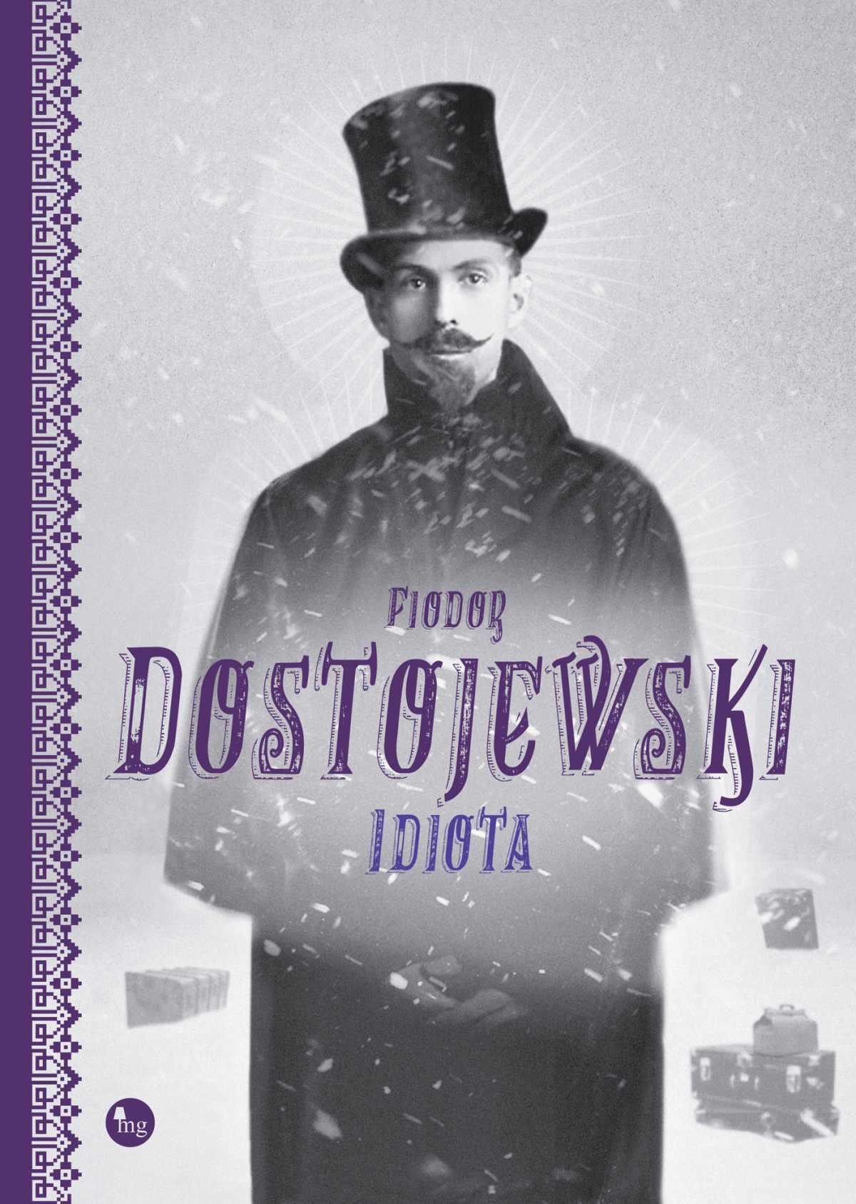 Idiota - Ebook (Książka na Kindle) do pobrania w formacie MOBI