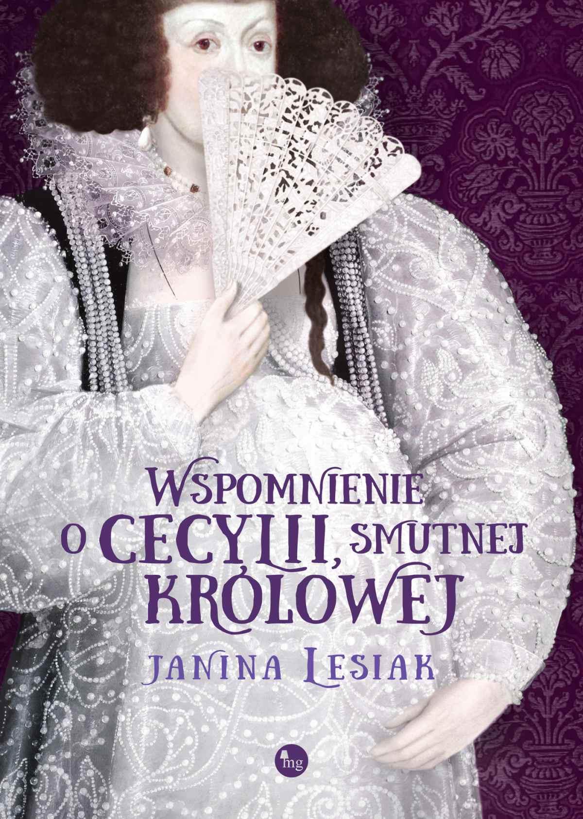 Wspomnienie o Cecylii,smutnej królowej - Ebook (Książka EPUB) do pobrania w formacie EPUB