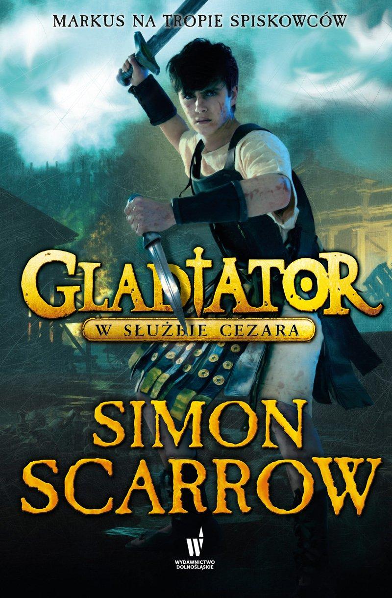 Gladiator. W służbie Cezara - Ebook (Książka na Kindle) do pobrania w formacie MOBI