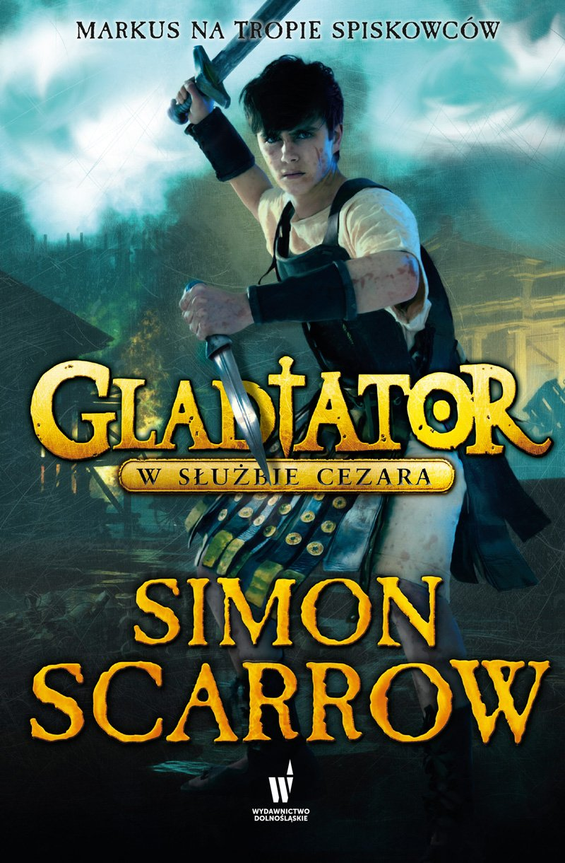 Gladiator. W służbie Cezara - Ebook (Książka EPUB) do pobrania w formacie EPUB