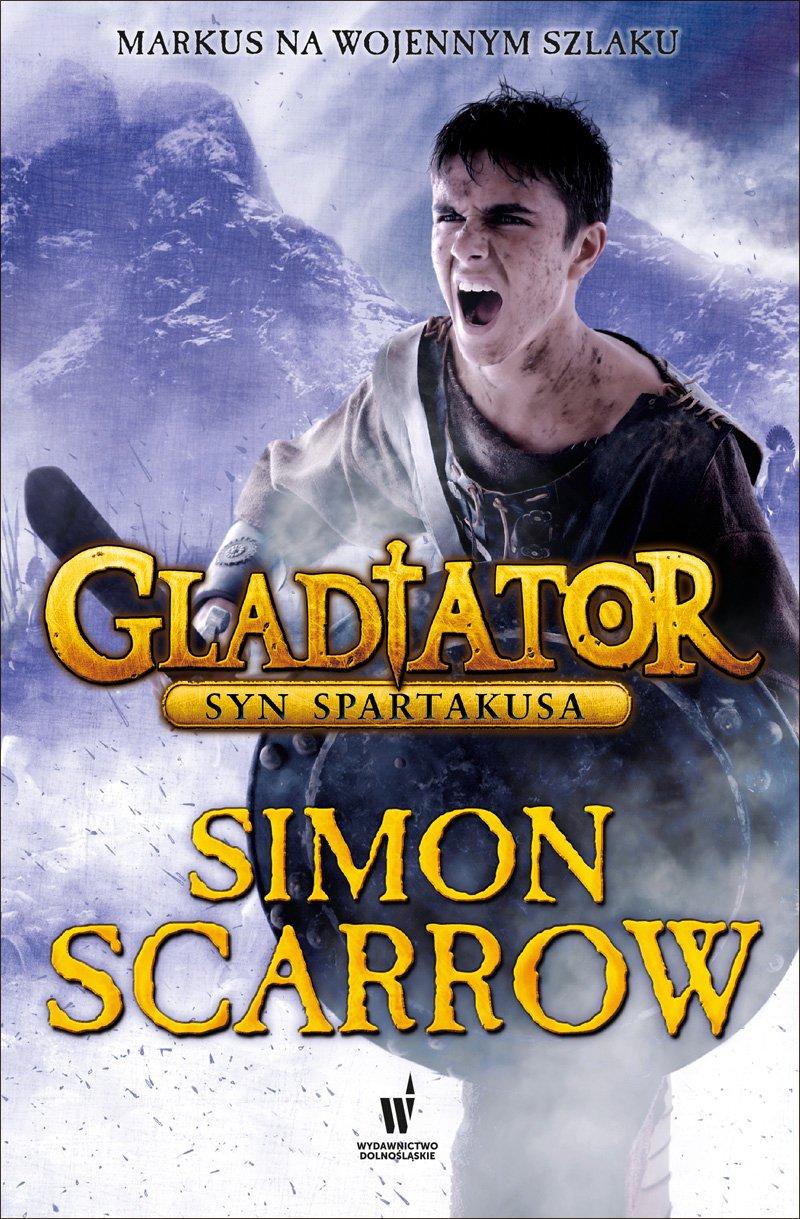 Gladiator. Syn Spartakusa - Ebook (Książka na Kindle) do pobrania w formacie MOBI