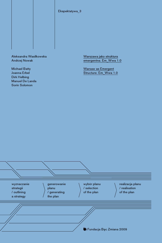 Warszawa jako struktura emergentna: Em_Wwa 1.0 - Ebook (Książka na Kindle) do pobrania w formacie MOBI
