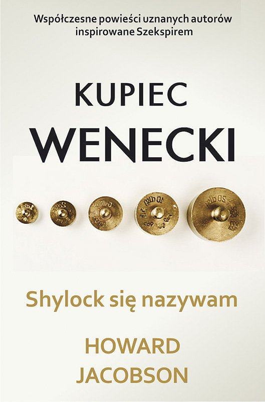 Kupiec wenecki. Shylock się nazywam - Ebook (Książka EPUB) do pobrania w formacie EPUB