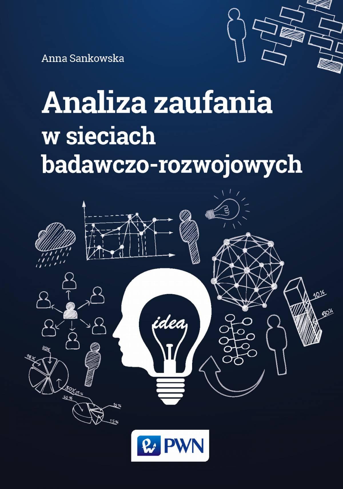 Analiza zaufania w sieciach badawczo-rozwojowych - Ebook (Książka na Kindle) do pobrania w formacie MOBI