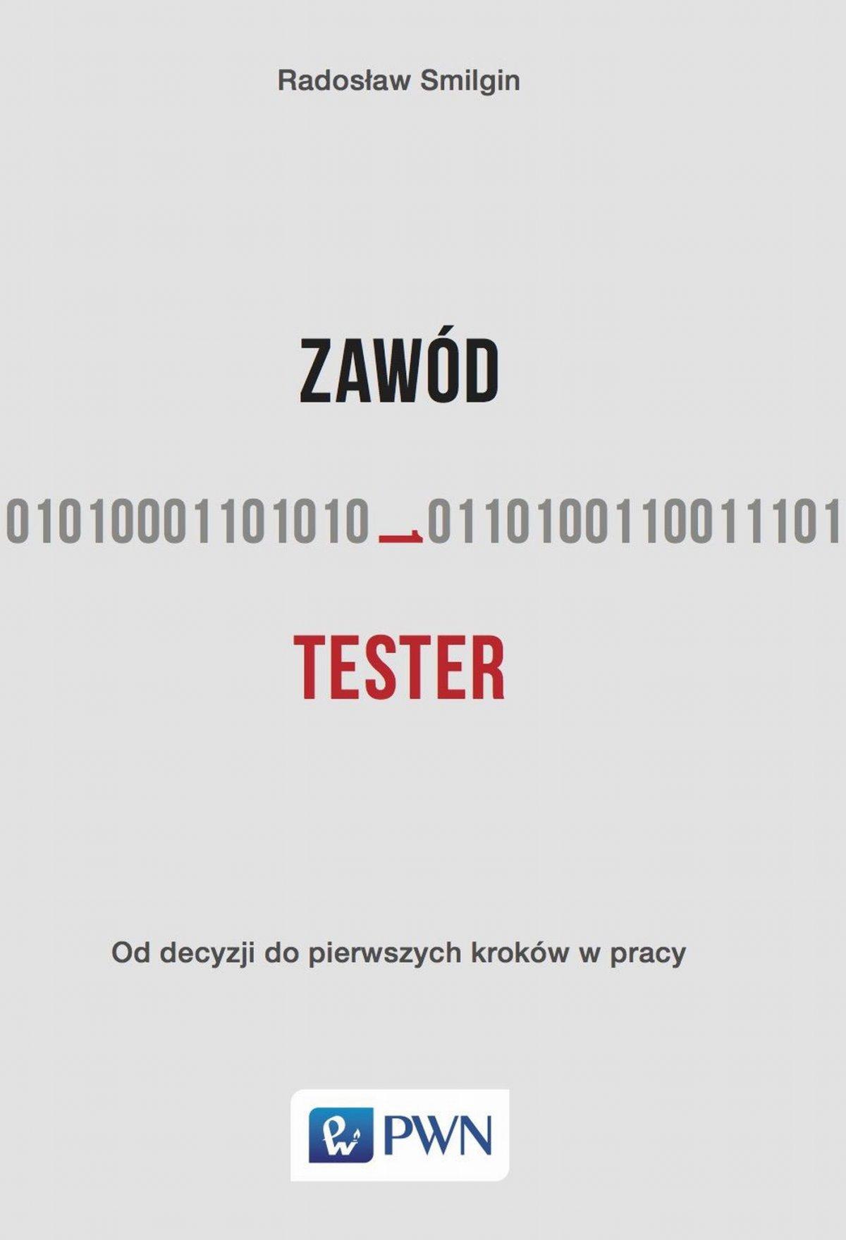 Zawód tester - Ebook (Książka EPUB) do pobrania w formacie EPUB