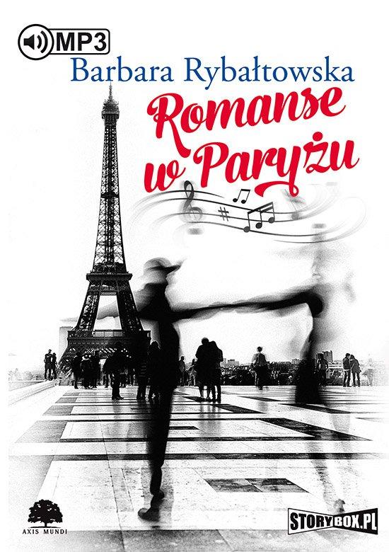 Romanse w Paryżu - Audiobook (Książka audio MP3) do pobrania w całości w archiwum ZIP