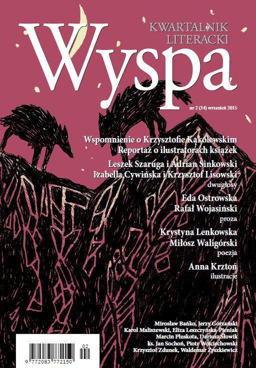 WYSPA Kwartalnik Literacki - nr 2/2015 (34) - Ebook (Książka PDF) do pobrania w formacie PDF