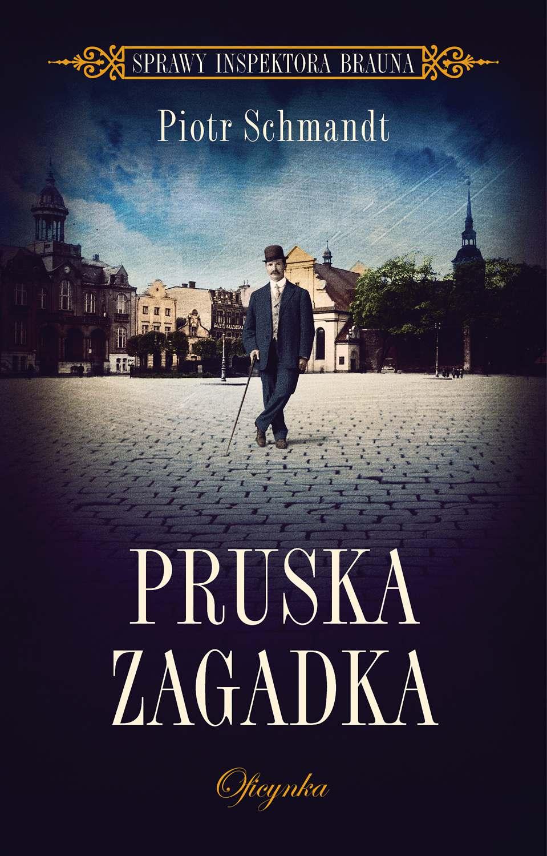 Pruska zagadka - Ebook (Książka EPUB) do pobrania w formacie EPUB