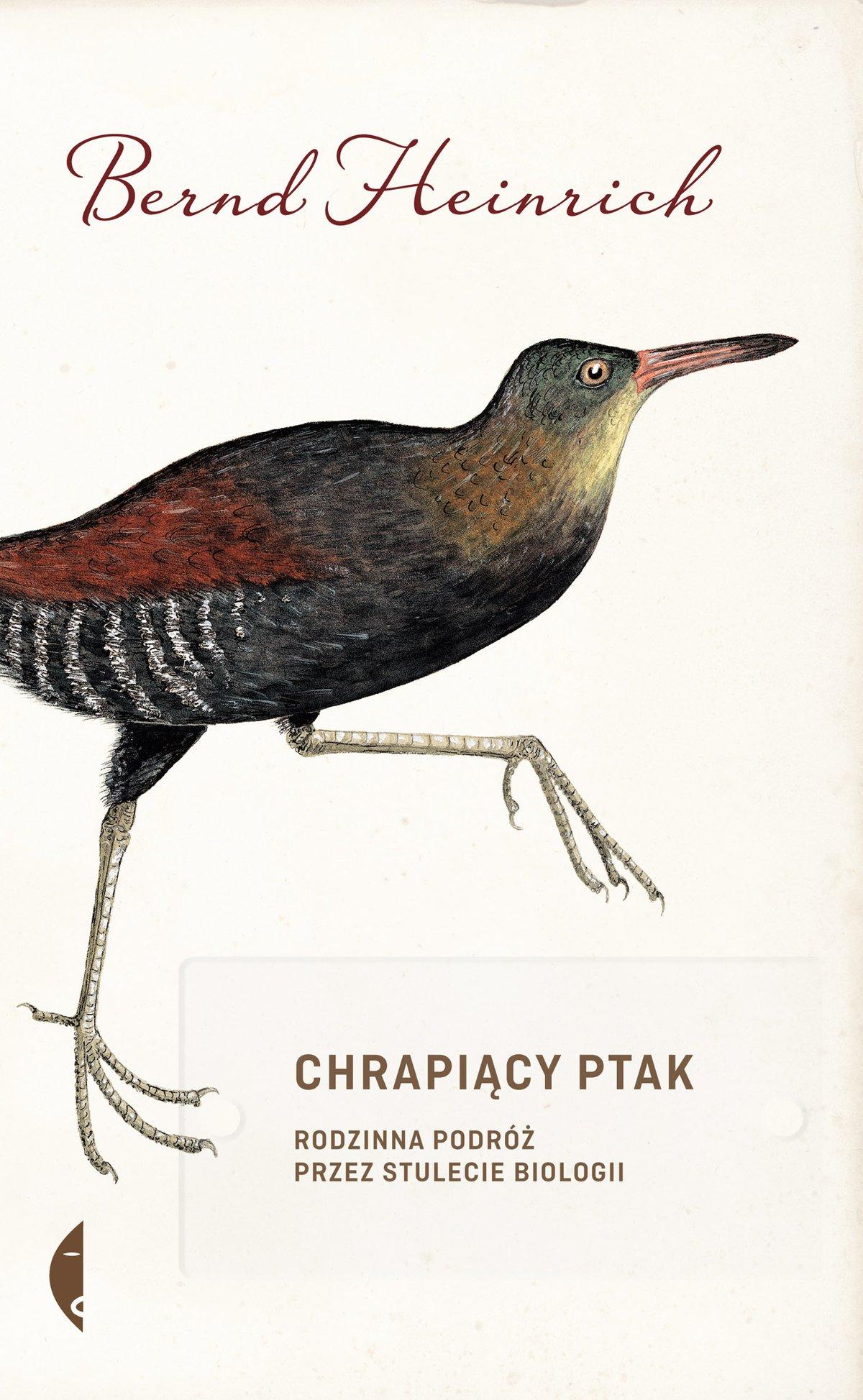 Chrapiący ptak - Ebook (Książka EPUB) do pobrania w formacie EPUB