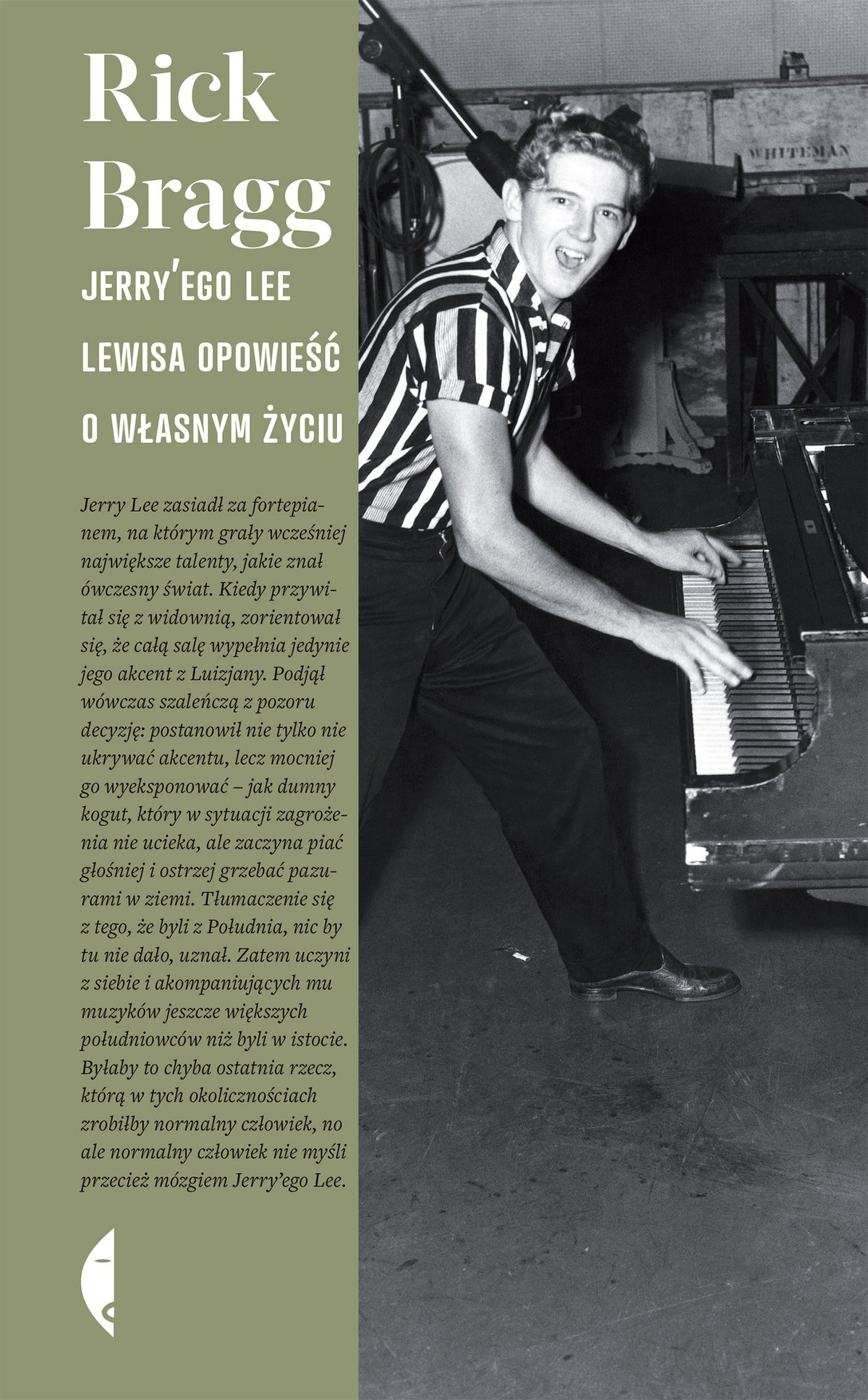 Jerry'ego Lee Lewisa opowieść o własnym życiu - Ebook (Książka EPUB) do pobrania w formacie EPUB