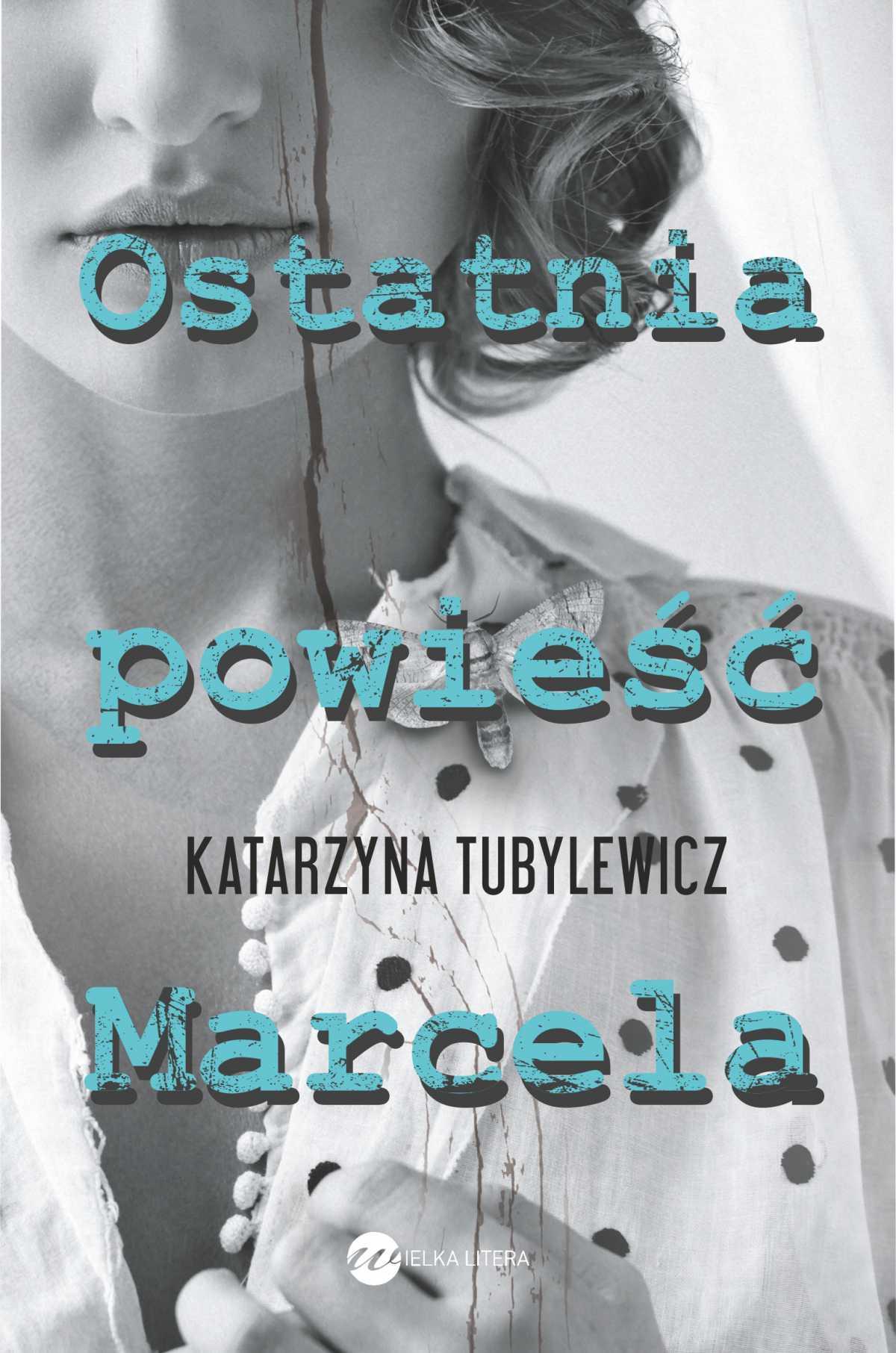 Ostatnia powieść Marcela - Ebook (Książka EPUB) do pobrania w formacie EPUB