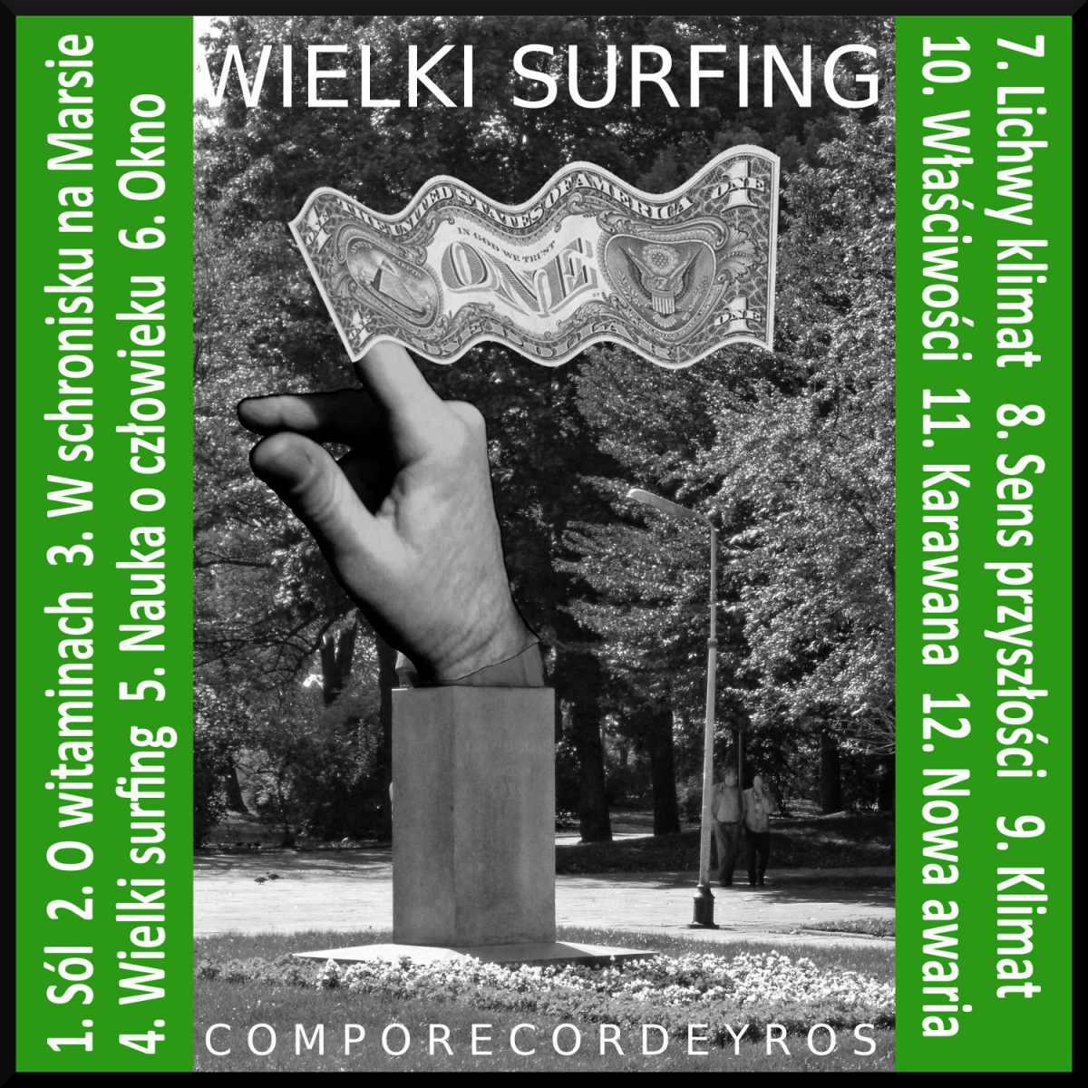 Wielki surfing - Audiobook (Książka audio MP3) do pobrania w całości w archiwum ZIP