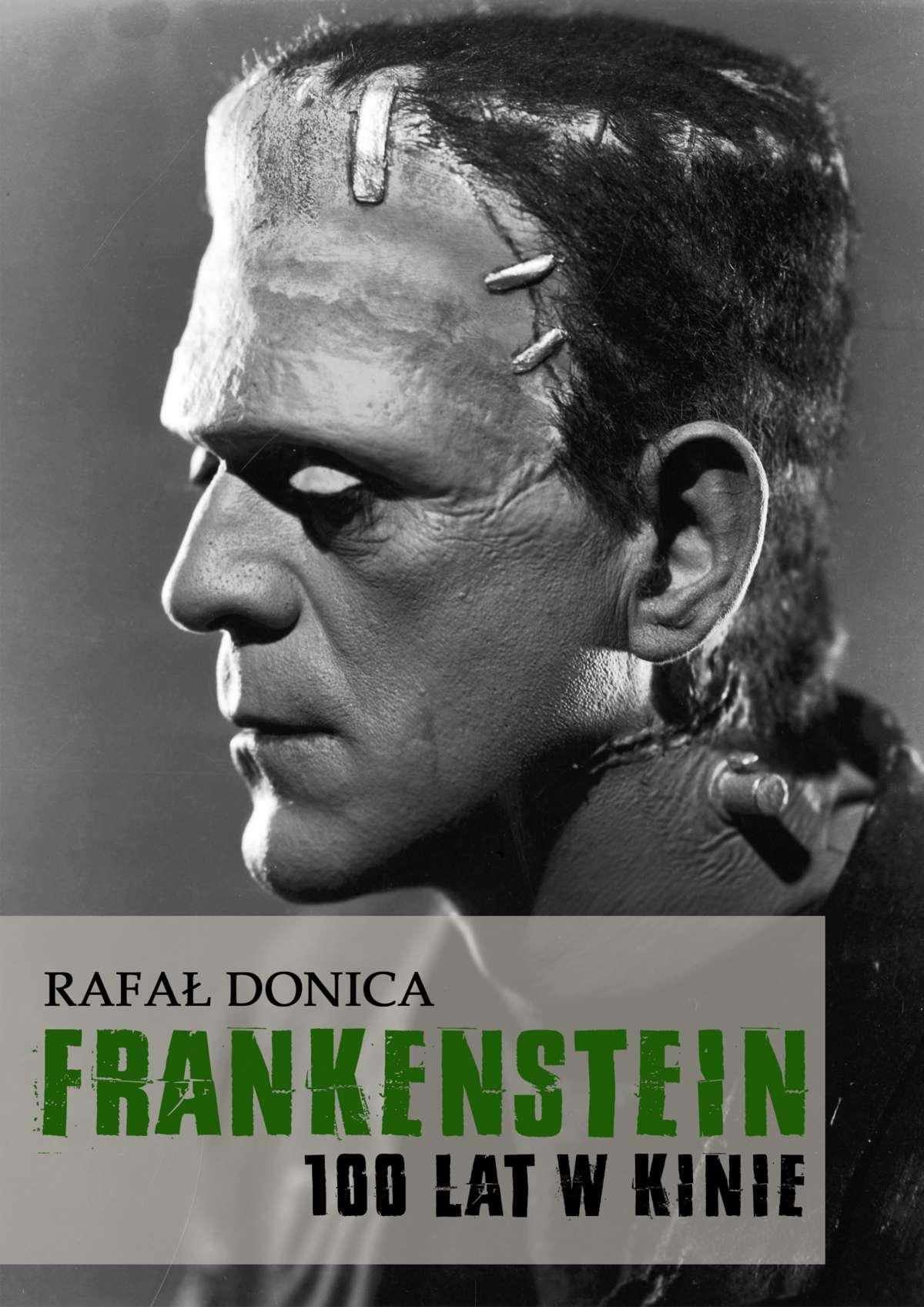 Frankenstein 100 lat w kinie - Ebook (Książka PDF) do pobrania w formacie PDF
