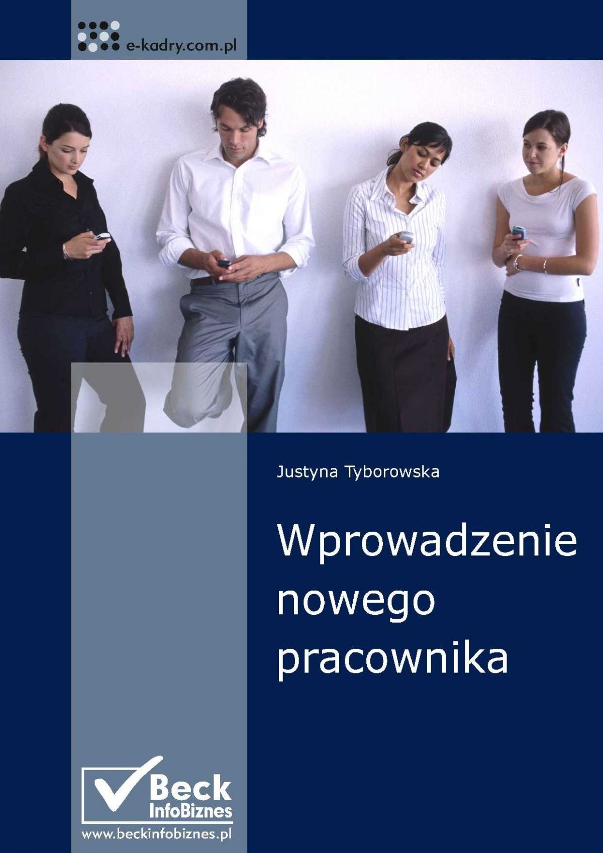 Wprowadzenie nowego pracownika - Ebook (Książka PDF) do pobrania w formacie PDF