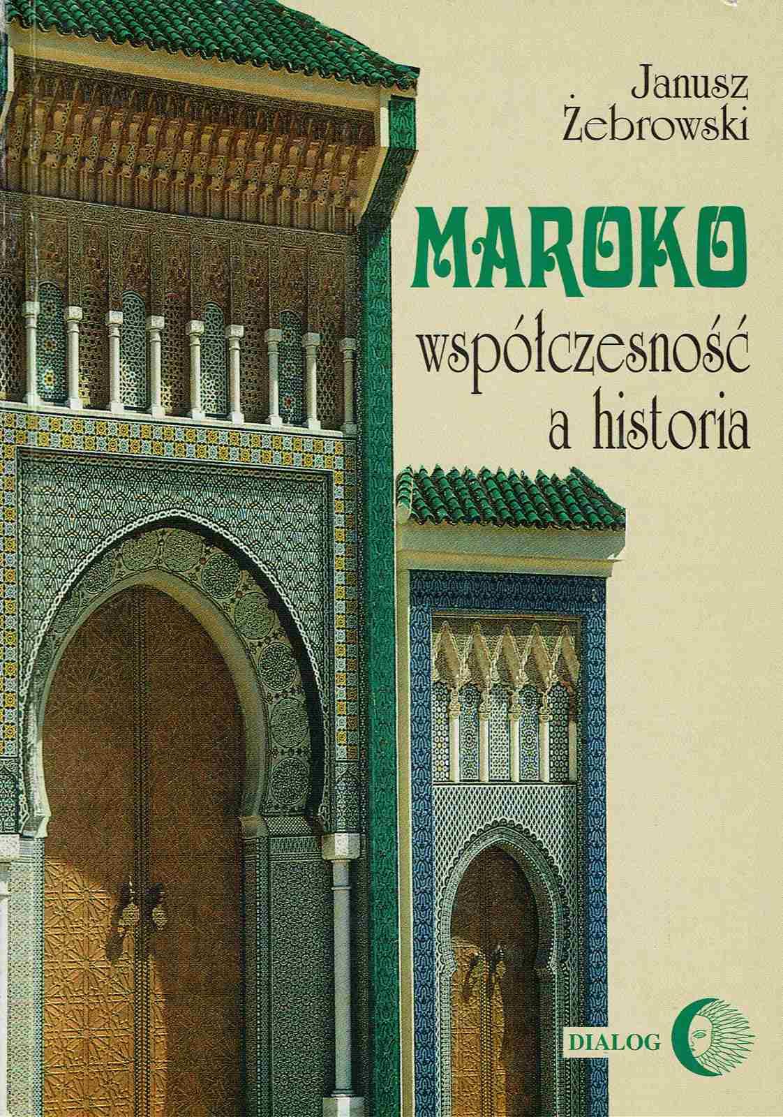 Maroko - współczesność a historia - Ebook (Książka EPUB) do pobrania w formacie EPUB