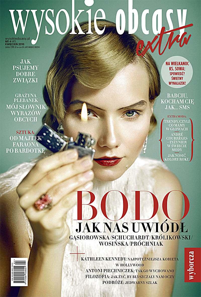 Wysokie Obcasy Extra 4/2016 - Ebook (Książka na Kindle) do pobrania w formacie MOBI