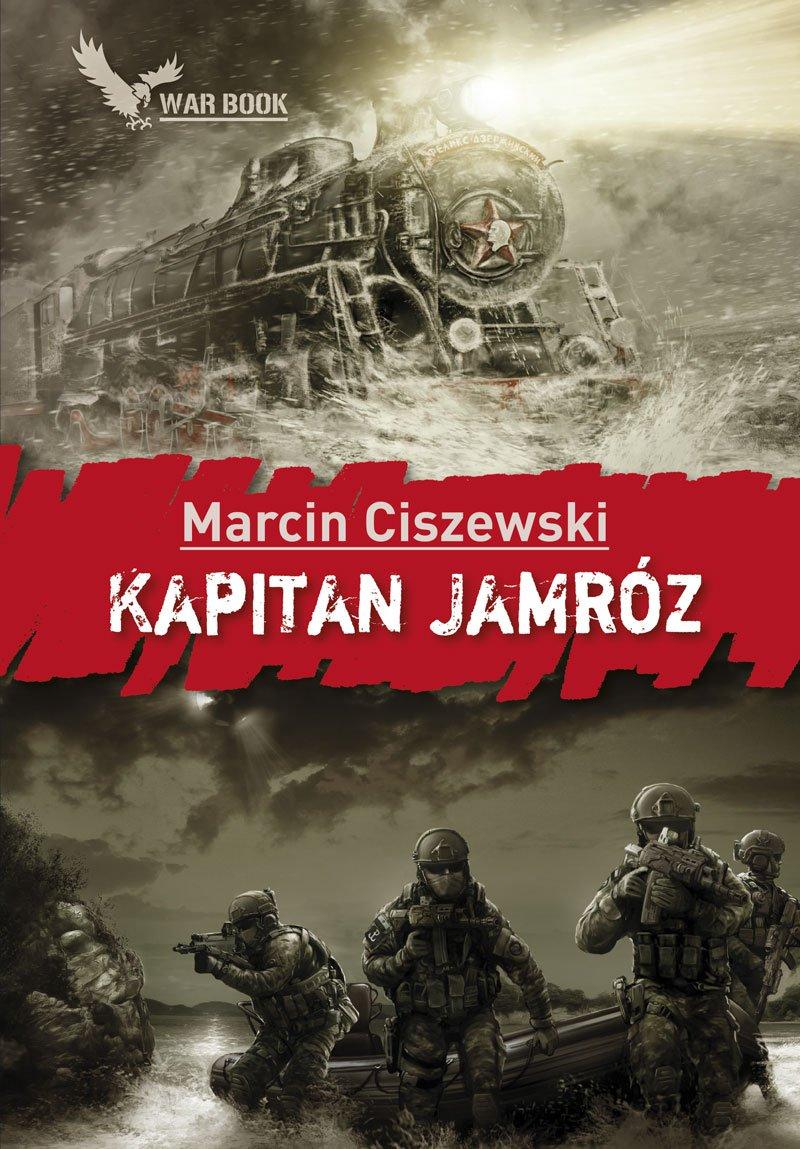 Kapitan Jamróz - Ebook (Książka EPUB) do pobrania w formacie EPUB