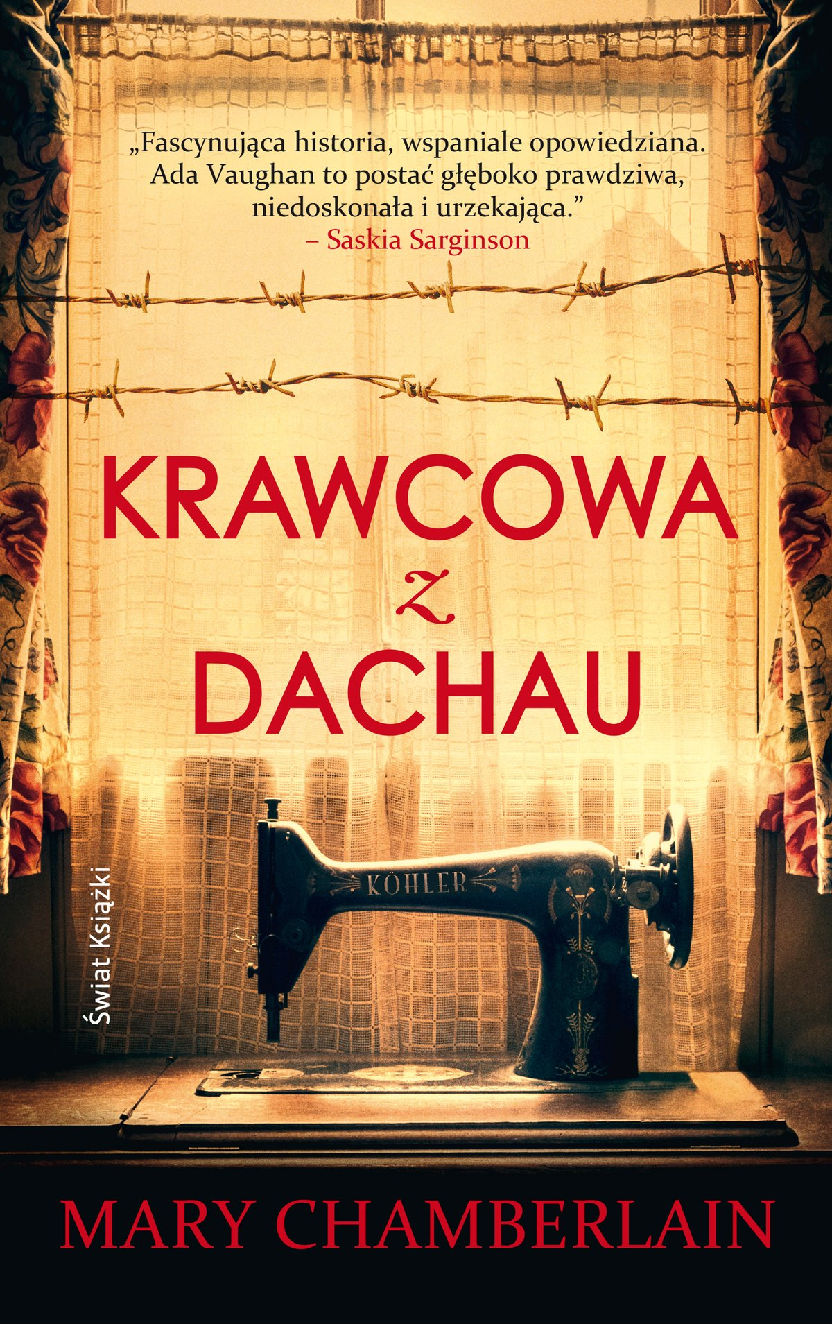 Krawcowa z Dachau - Ebook (Książka na Kindle) do pobrania w formacie MOBI