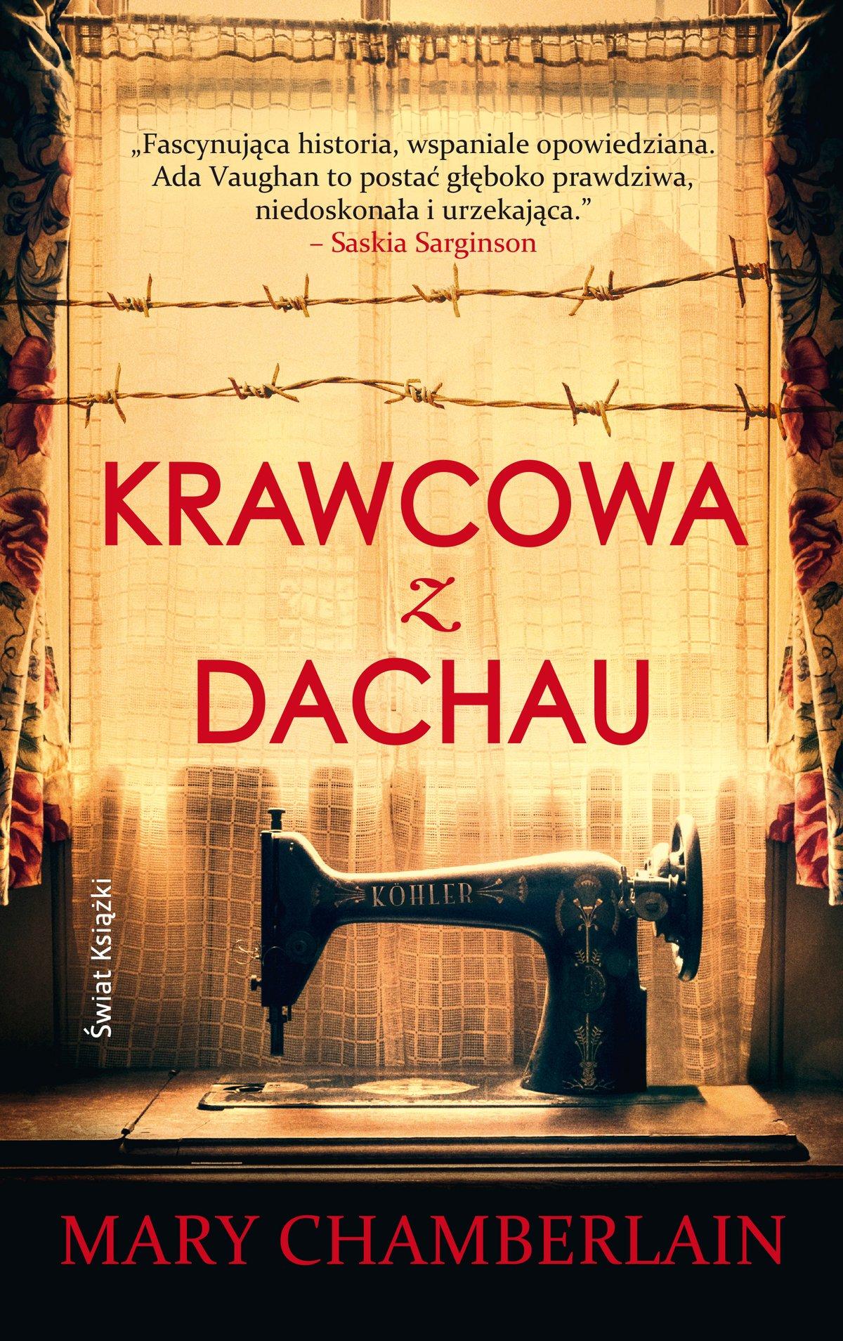 Krawcowa z Dachau - Ebook (Książka EPUB) do pobrania w formacie EPUB